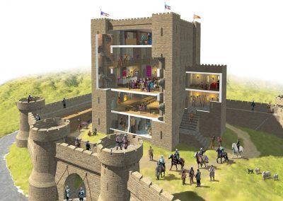 Castle Section
