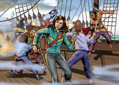 Isabel Soto & Pirates