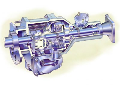 Laycock Gearbox