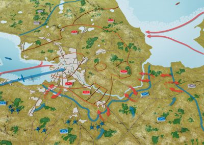 Leningrad Map