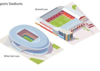 Sports Stadiums 2
