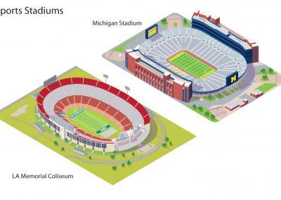 Sports Stadiums 1
